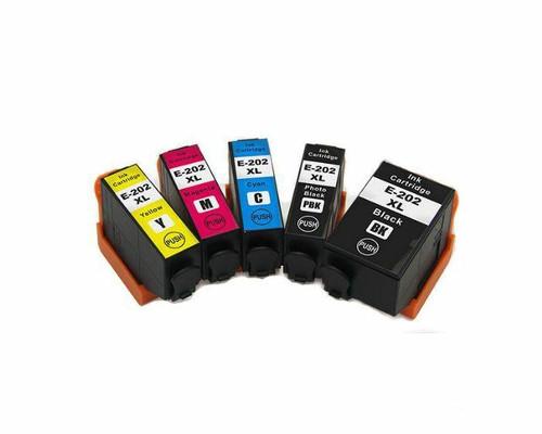 Compatible Epson 202Xl Ink Cartridge Set