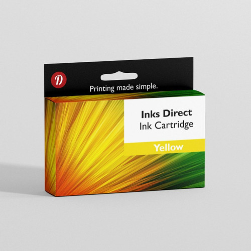 Compatible Hp 940Xl Yellow Ink Cartridge
