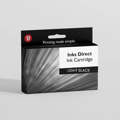 Compatible Epson 33XL, T3351, T3361 Light Black Ink Cartridge