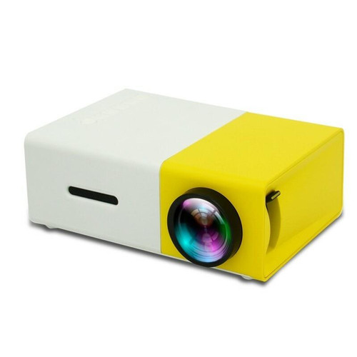 1080P HD Mini LED Projector