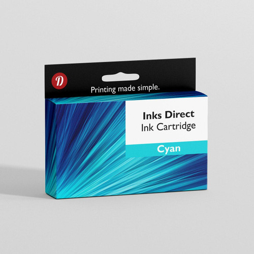 Compatible Brother LC900/950C Cyan Ink Cartridge