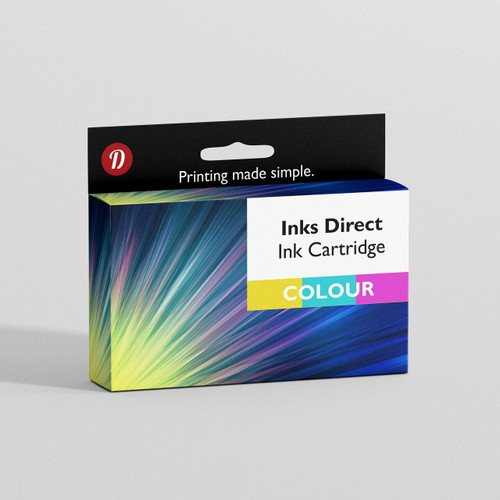 Compatible Hp CB338E HP 351XL Cyan, Magenta, Yellow Ink Cartridge