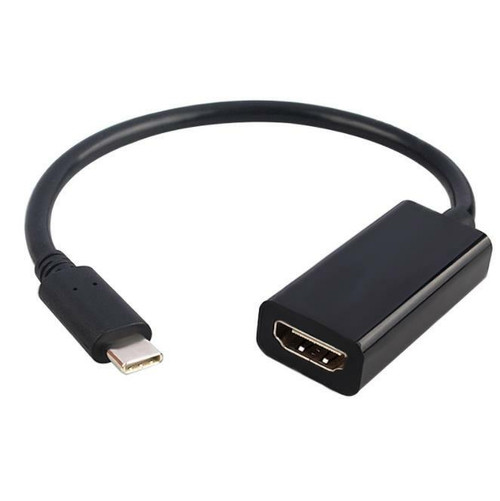 USB 3.1 Type C To Female HDMI Adaptor Cable