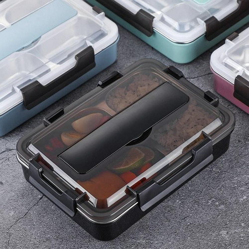 Gear Geek Stainless Steel Solid Colour Food Container