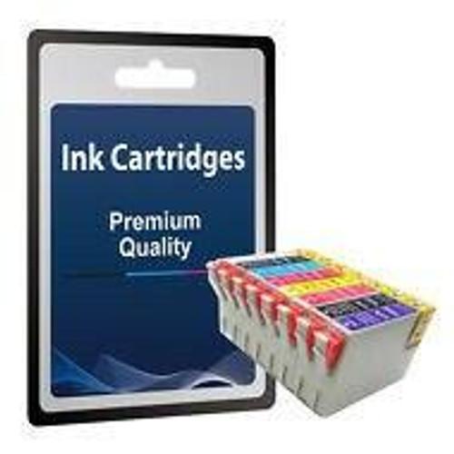 Compatible Epson T0591 T0599 Ink Cartridge Set