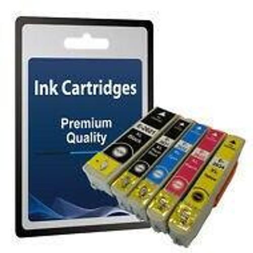 Compatible Epson 26XL, T2621, 31, 32, 33, 34 Ink Cartridge Set