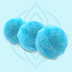 CBD 25MG Bath Bombs Relax ChillBomb