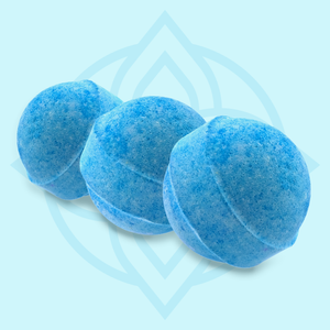 CBD 25MG Bath Bombs Sleep ChillBomb