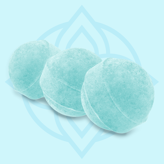 CBD 25MG Bath Bombs ChillBomb Breate