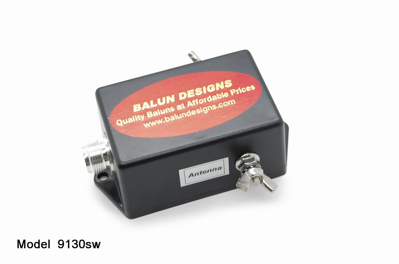 1:9 BALUN miniature balun for ham radio Long Wire HF Antenna for outdoor use QRP stations and set up YY-100 M