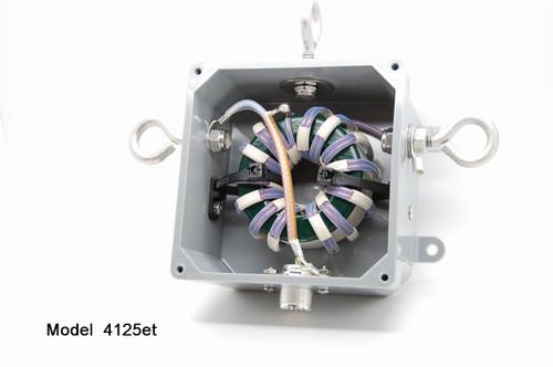 Model 4116 - 4:1 Hybrid Balun 1 5 - 54MHz 3kW - Balun Designs
