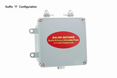 Model 1171 - 1:1 ATU Current Balun, 1 - 54 MHz, 5kW
