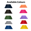 Kosipad gymnastics crash mats colours available Yellow