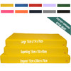 Kosipad 15cm Pocket Sprung gymnastics crash mat Yellow