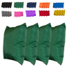 Kosipad Green Square waterproof cushions for outdoor furniture