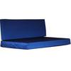 Kosipad Royal Blue foam cushion pads seating Cushions for Euro Pallets