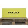 Kosipad Yellow foam cushion pads seating Cushions for Euro Pallets