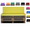 Kosipad Yellow Pallet Cushions for Euro Pallets