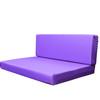 Kosipad Purple pallet garden furniture Pads for Euro Pallets