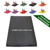 Kosipad 3cm Thick foam floor gym crash mats Black X-Large