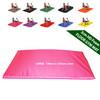 Kosipad 3cm Thick foam floor gym crash mats Orange Large