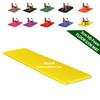 Kosipad 3cm Thick foam floor gym crash mats Yellow Blue Medium 2