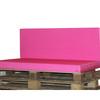 Kosipad Pink pallet garden furniture Pads for Euro Pallets
