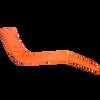 KosiPad Waterproof sunbed mattress Orange