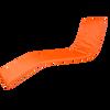 KosiPad Waterproof sun lounger pad Orange