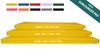 KosiPad Waterproof sun lounger mattress Yellow