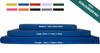 10cm Thick Sun Lounger Mattress, Royal Blue Waterproof Sunlounger Cushions Pads - Kosipad