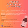 Anumul Joint Support Health and Wellbeing for Cats and Dogs With Omega 3 and 6
