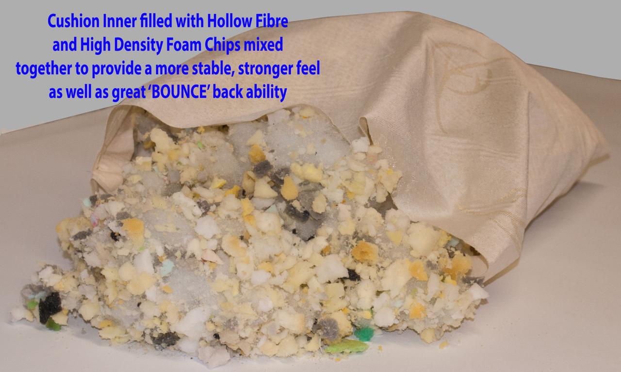 Kosipet Hollow fibre + memory foam chips
