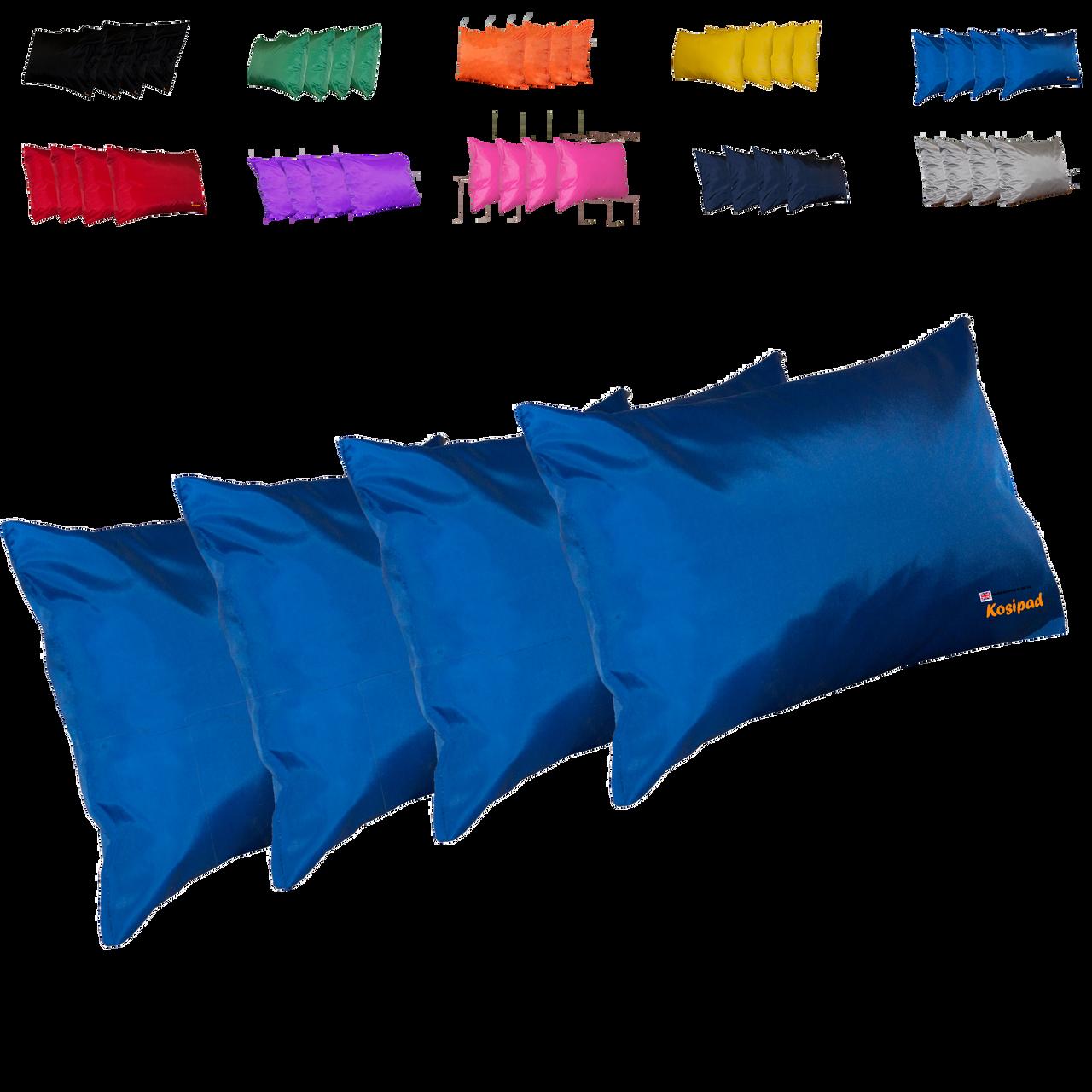 Kosipad Royal Blue Square waterproof garden cushions