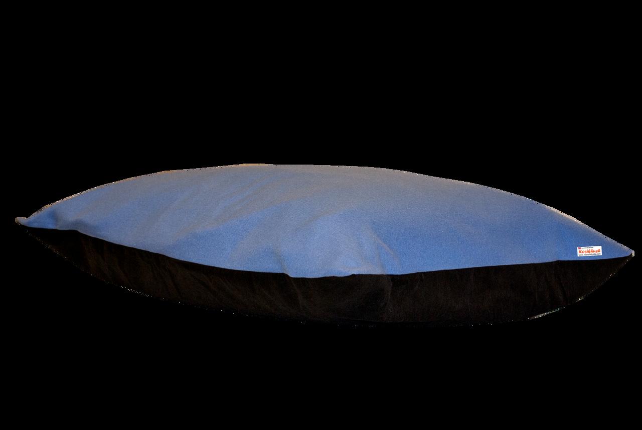 kosikush Baby Blue Large big floor cushions