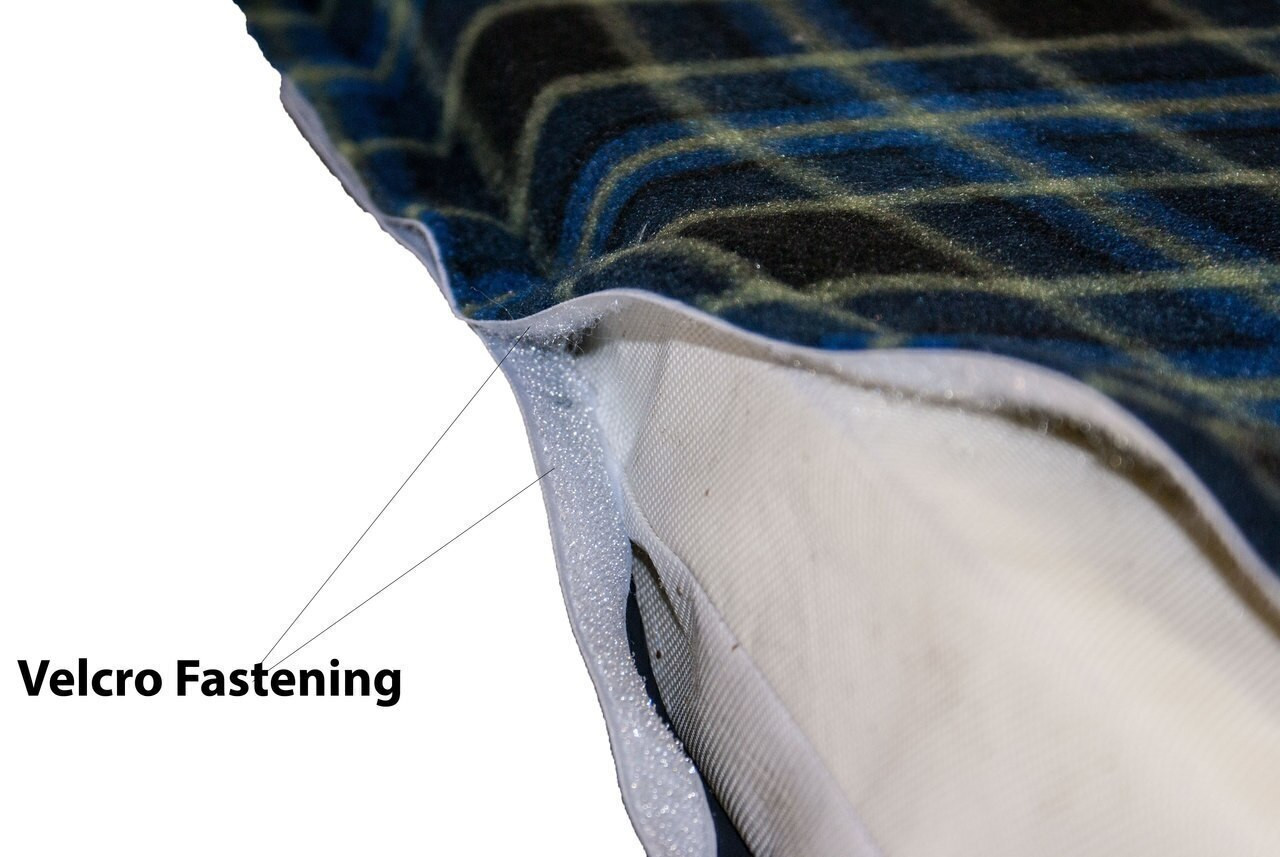 Kosipet dog bed replacement covers Cream Check Measurements
