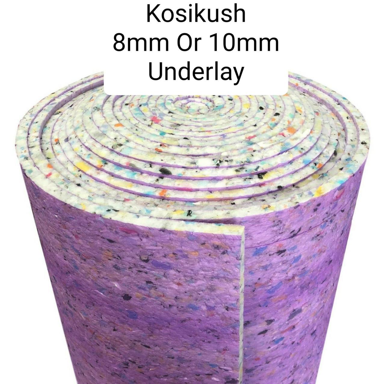 Kosikush Carpet Interfloor Cheap Underlay roll