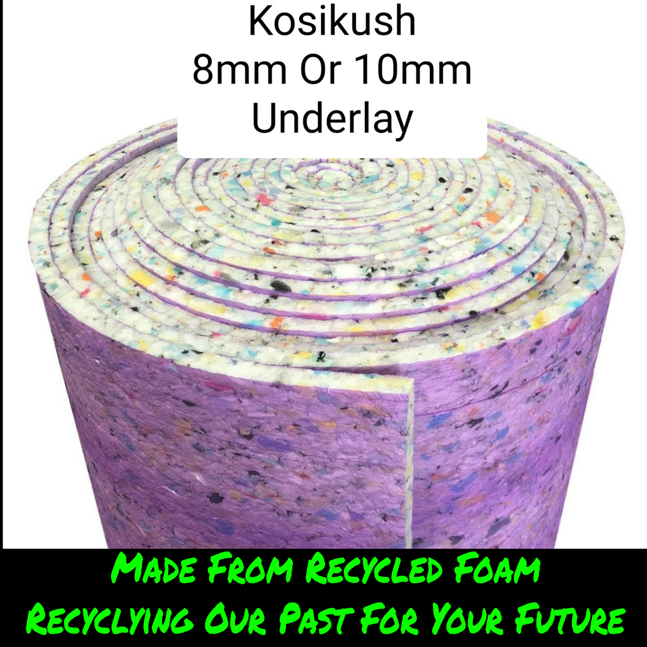 Kosikush Carpet Interfloor Cheap Underlay recycle