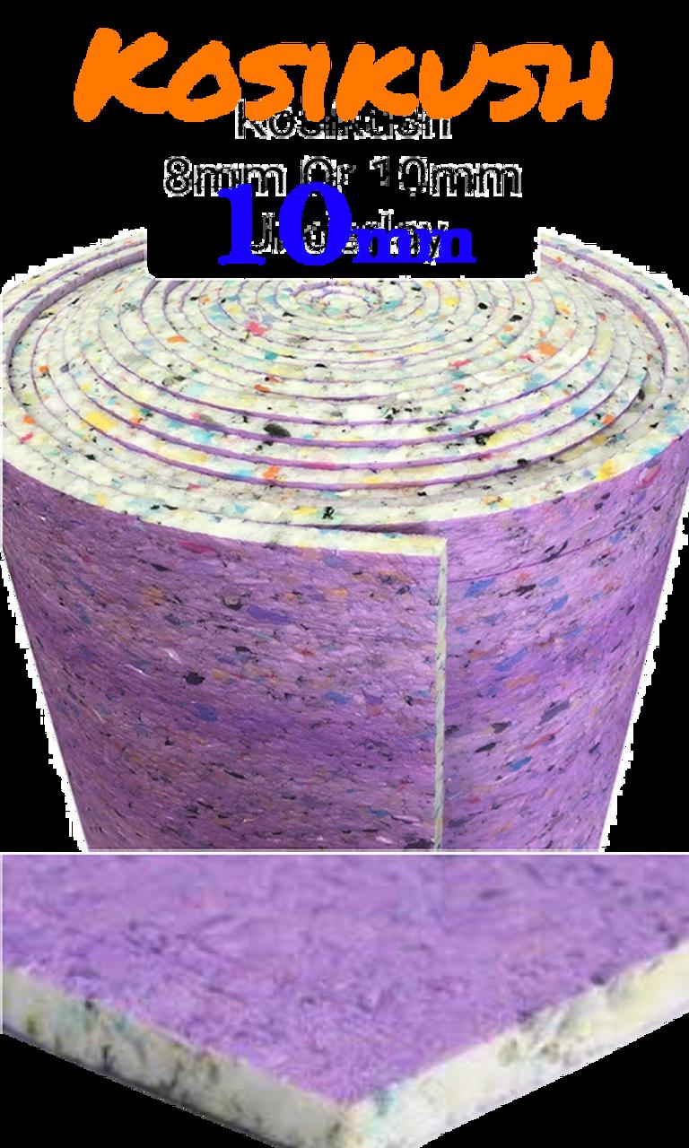 10mm Super Soft Carpet Cheap Interfloor Underlay