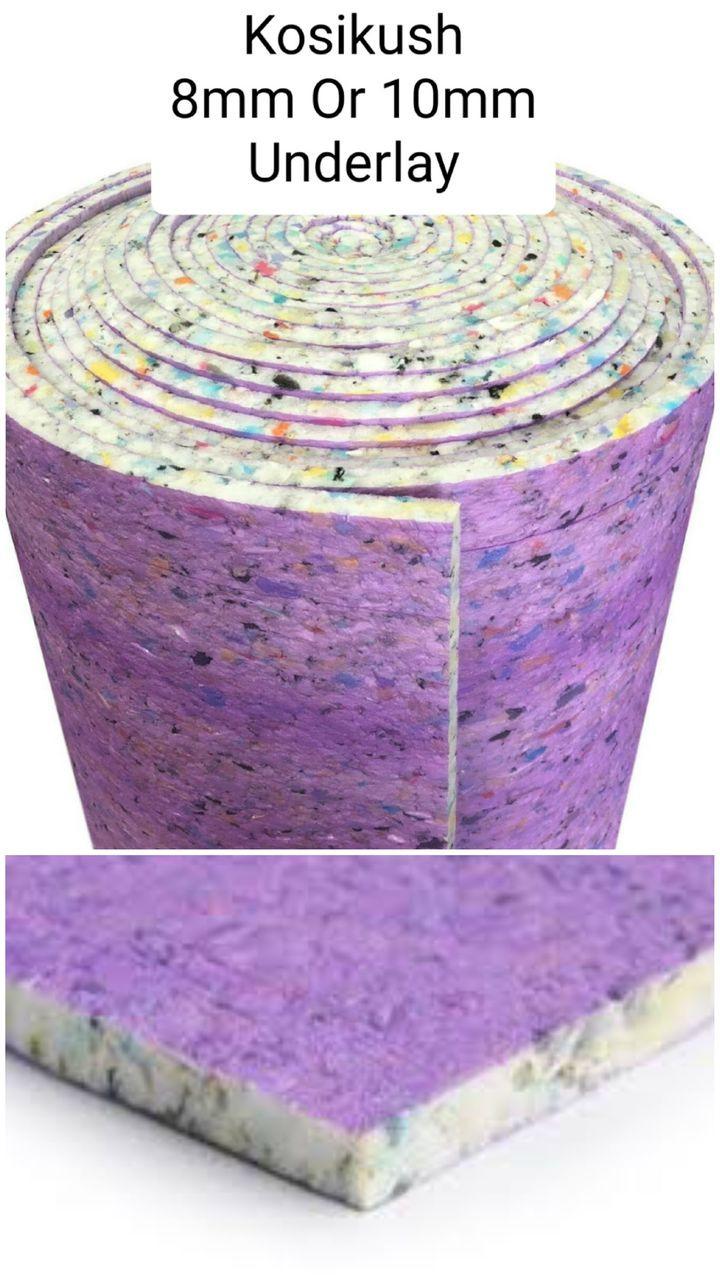 Kosikush 8mm Cheap Supersoft Carpet Interfloor Underlay Main