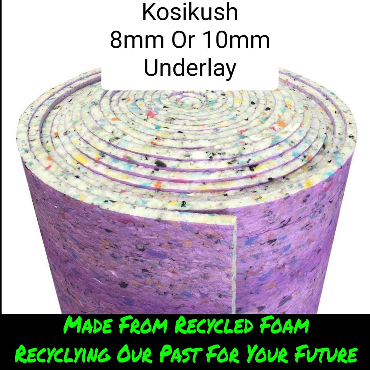 Kosikush Cheap Carpet Interfloor Underlay recycle