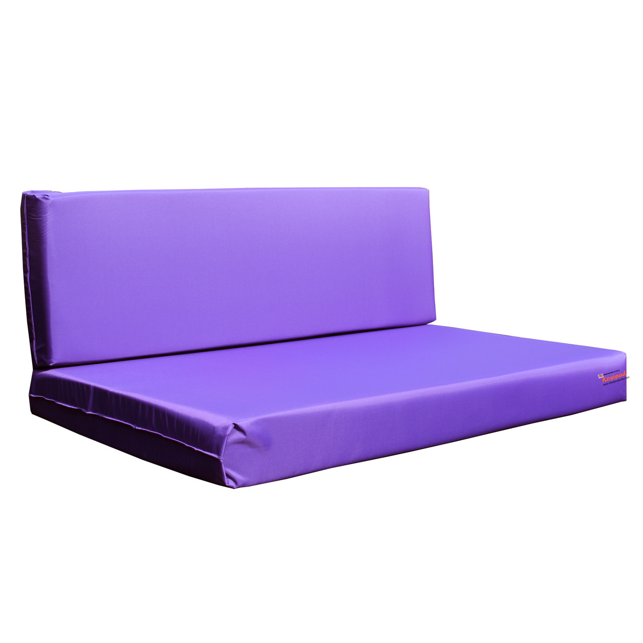 Kosipad Purple foam cushion pads seating Cushions for Euro Pallets