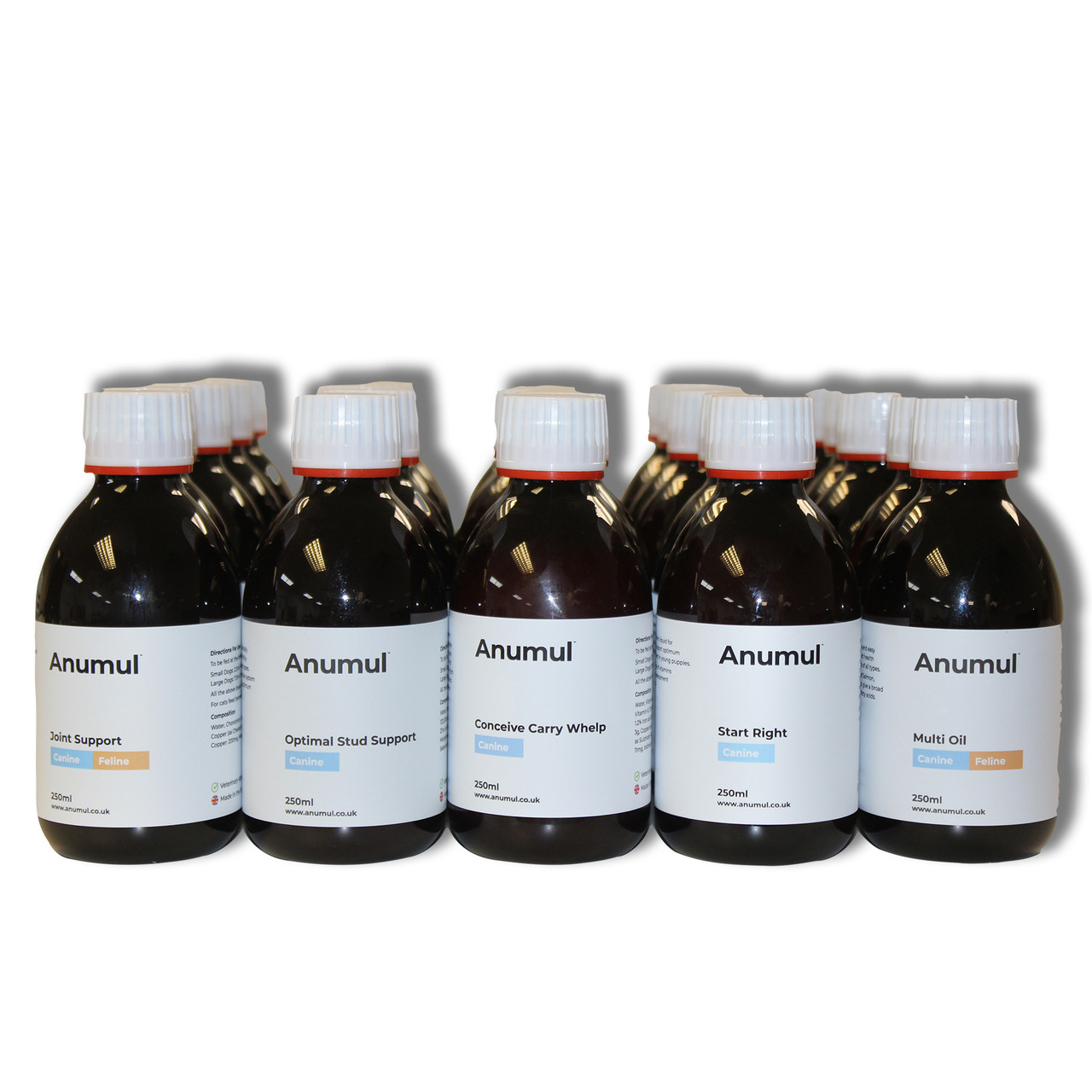 Anumul Conceive Carry Whelp for Pregnant Dogs and Conception 250ml Bottle