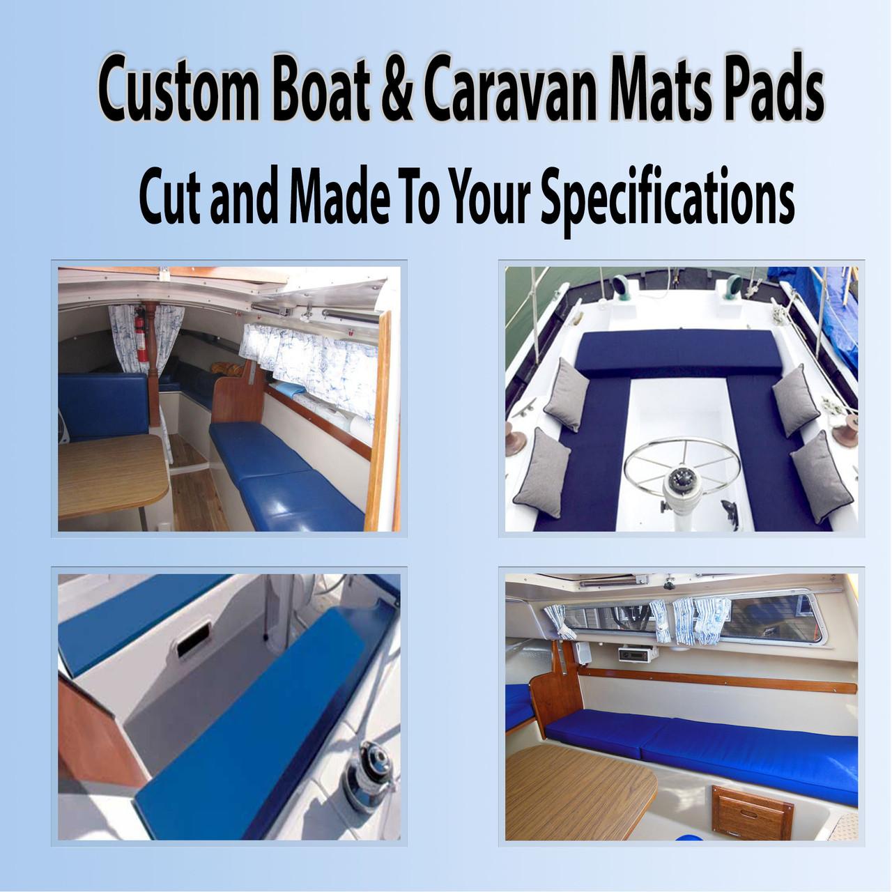 Custom-Caravan-boat-pads-cut-to-size