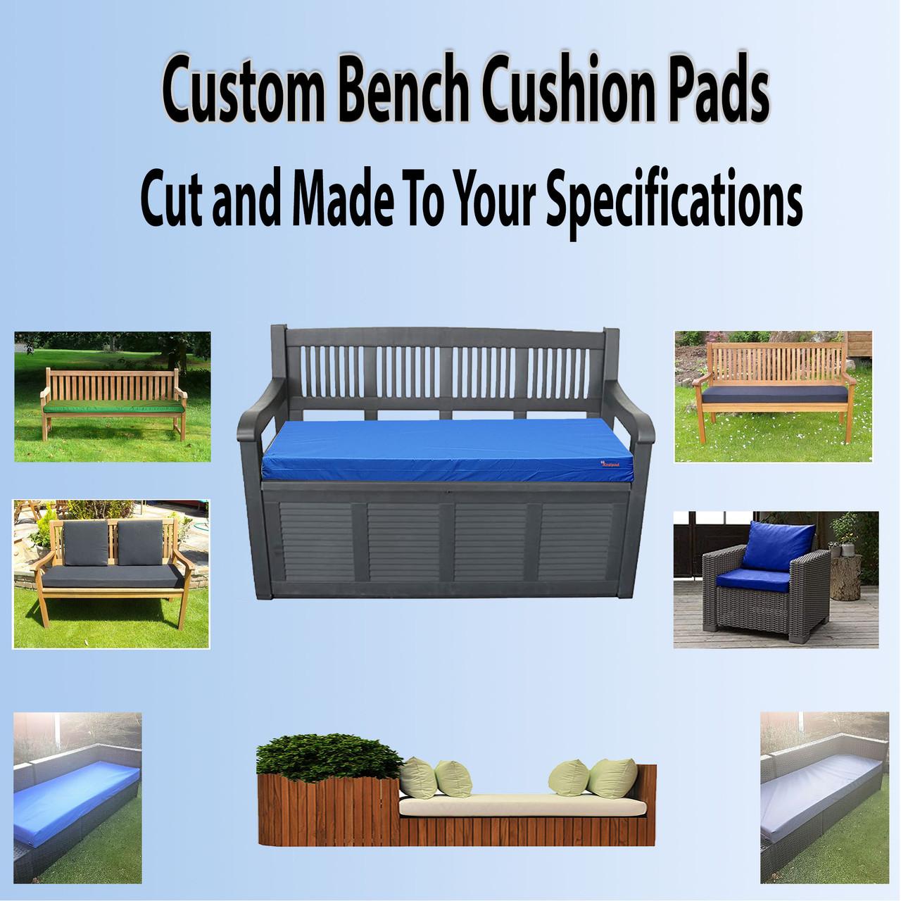 Custom-Bench-cushion-pads-cut-to-size