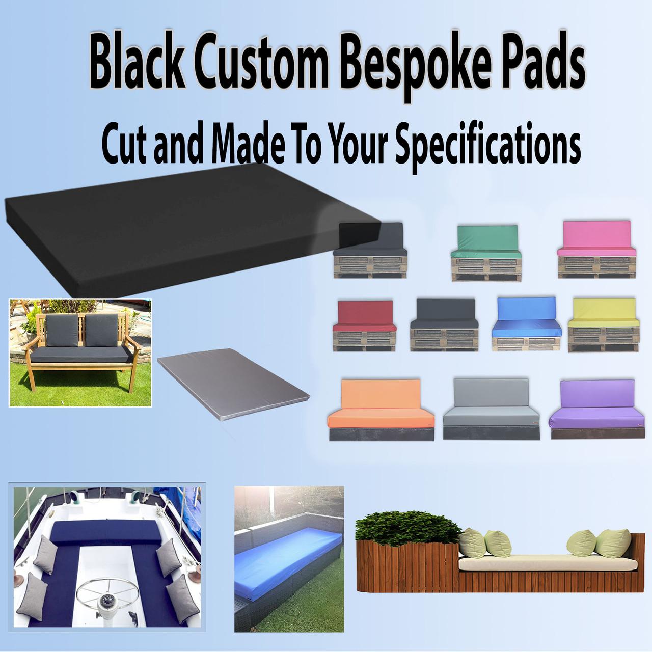 Black-Custom-pallet-cushion-pads-cut-to-size-2