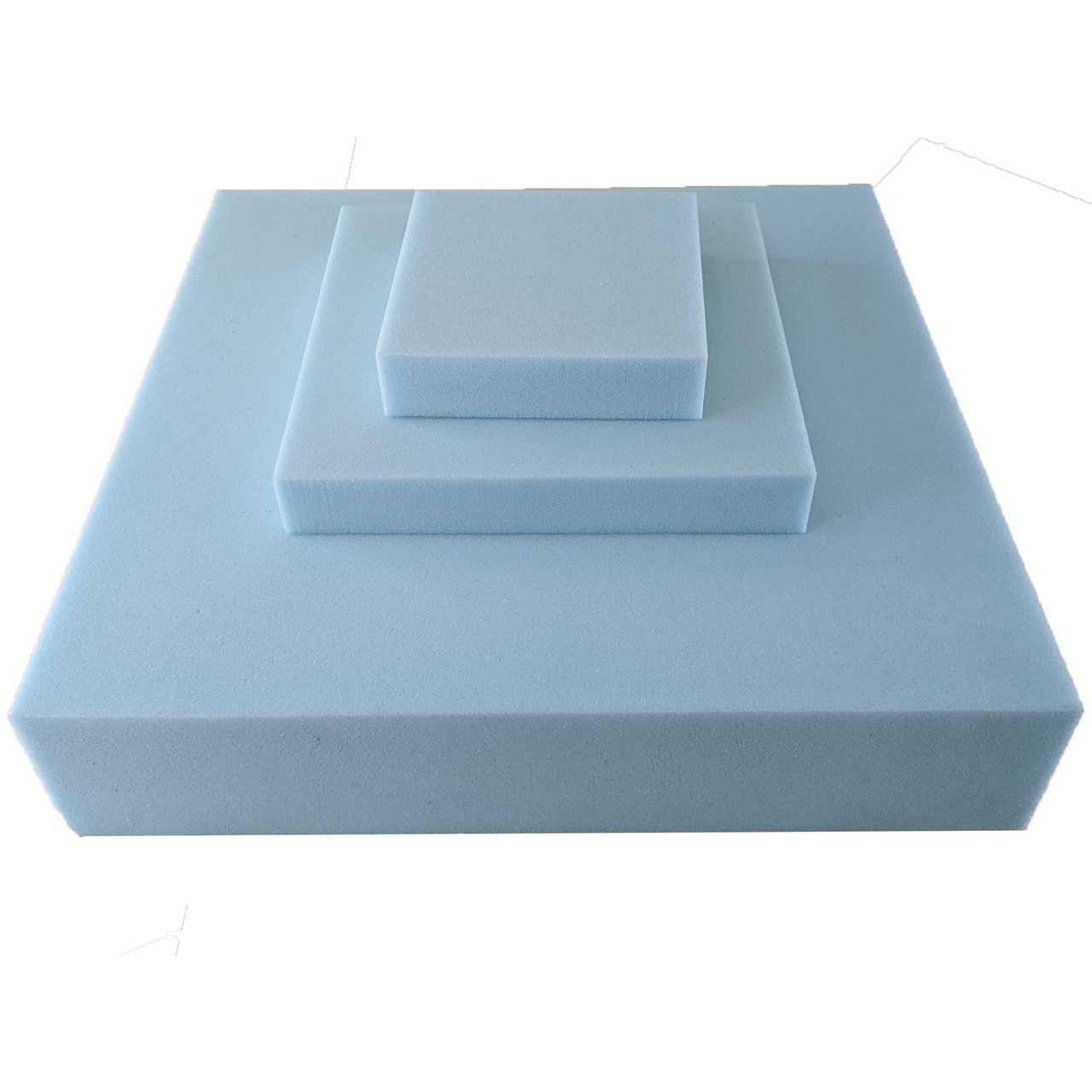 Square Custom foam pads for your  Upholstery, Cushion Pads.