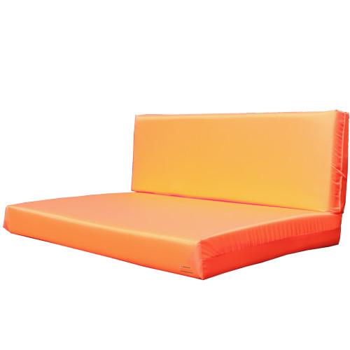 Kosipad Orange pallet garden furniture Pads for Euro Pallets
