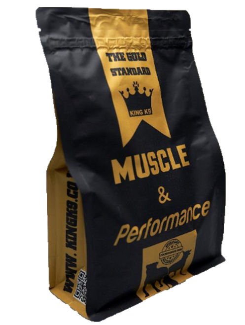 King K9 Muscle and Performance Health Supplements for Dogs 250g