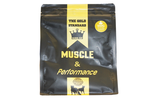 King K9 Muscle and Performance Health Supplements for Dogs 250g Main
